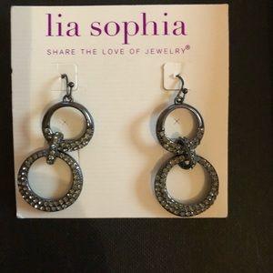 3 pairs of formal earrings